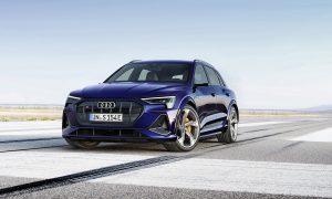 Audi e-tron S frontal