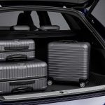 Audi e-tron S maletero