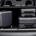 Audi e-tron S Sportback maletero