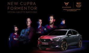 FC Barcelona embajador Cupra