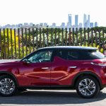 Lateral del DS 3 Crossback E-Tense
