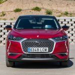Frontal del DS 3 Crossback E-Tense