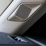 Altavoces de los pilares del DS 3 Crossback Grand Chic