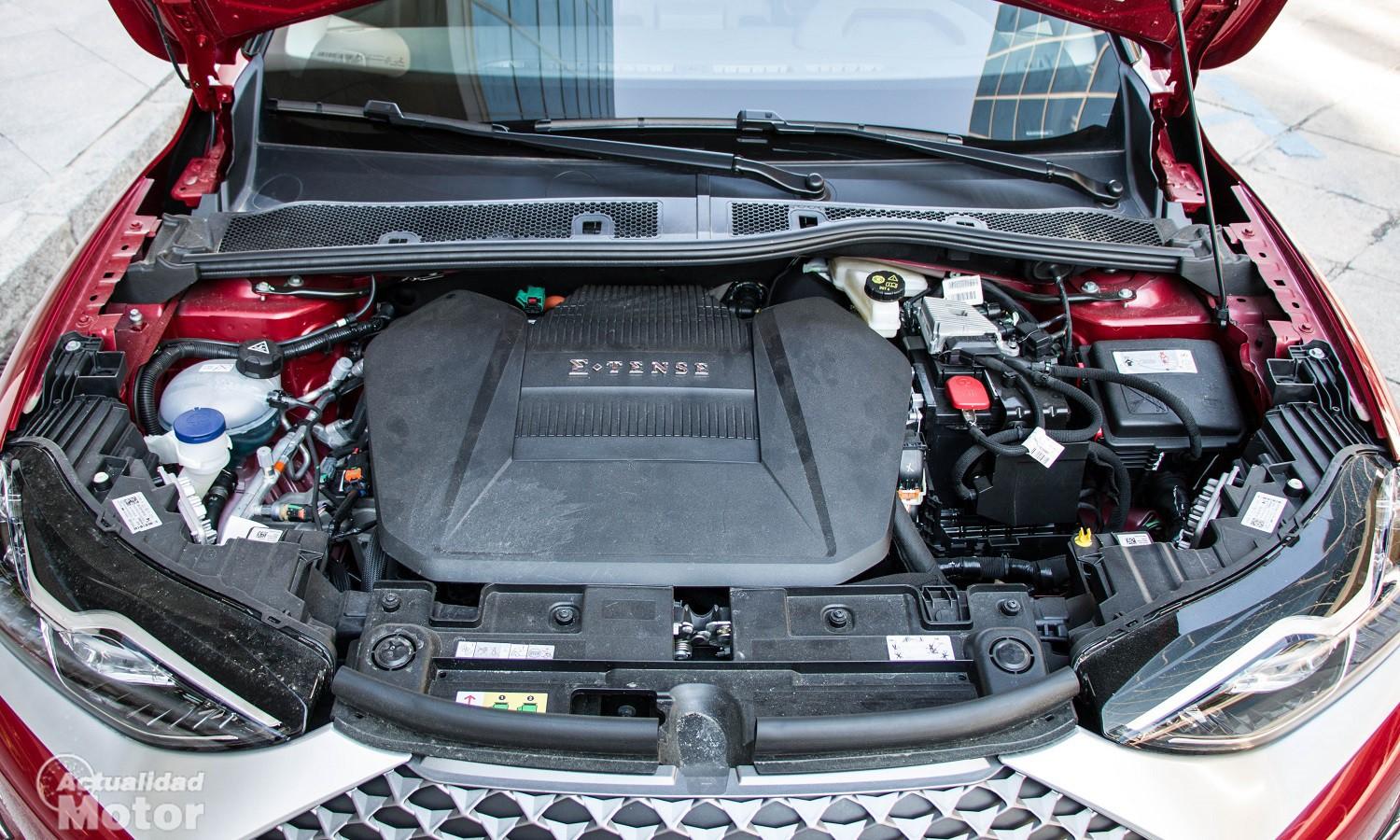 Vano motor del DS 3 Crossback E-Tense