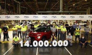 Fábrica Zaragoza 14 millones unidades