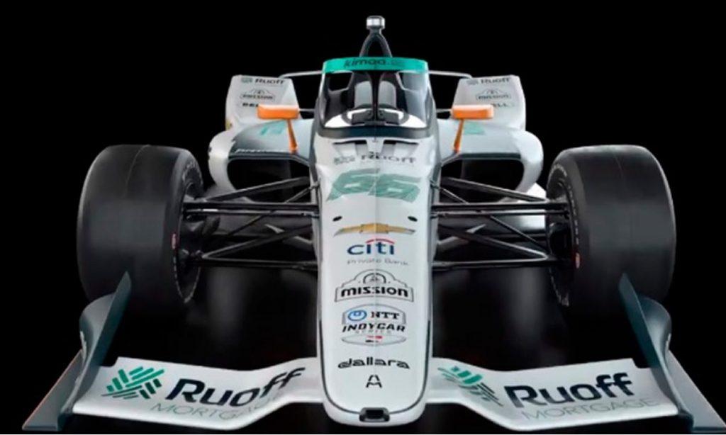 Indy Fernando Alonso 2020