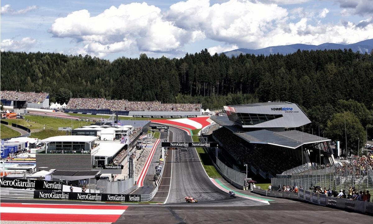 GP de Austria horarios