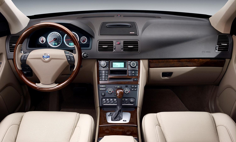 Interior Volvo