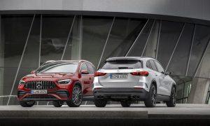 Mercedes-AMG GLA 35 y 45 S