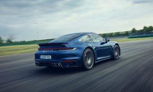 Porsche 911 Turbo 992