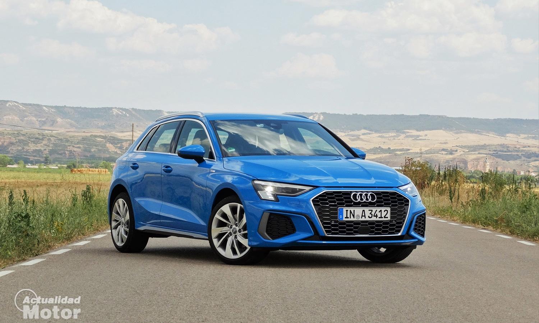 Prueba Audi A3