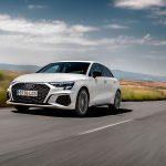 Audi A3 dinámica perfil delantero