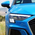 Prueba Audi A3 S line faros Matrix LED