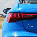 Audi A3 piloto LED