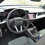 Audi A3 S line salpicadero