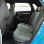 Prueba Audi A3 plazas traseras