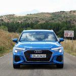 Prueba Audi A3 S Line frontal