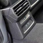 Audi A3 salidas aire traseras USB