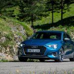 Prueba Audi A3 dinámica