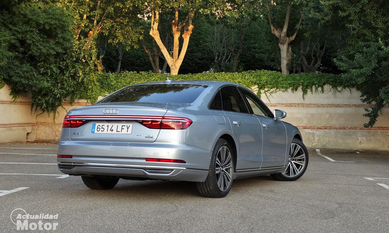 Audi A8 60 TFSIe PHEV
