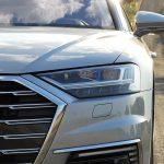 Prueba Audi A8 faro Matrix LED