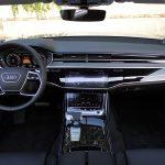 Prueba Audi A8 60 TFSIe salpicadero