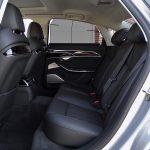 Prueba Audi A8 60 TFSIe plazas traseras