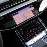 Prueba Audi A8 pantallas