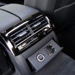 Prueba Audi A8 salidas aire traseras
