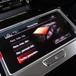 Prueba Audi A8 control plazas traseras