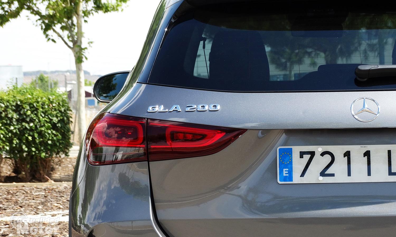 inscripción Mercedes GLA 200