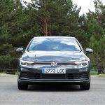 Prueba Volkswagen Golf 8 frontal