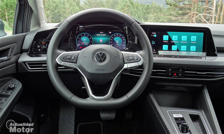 Volante Volkswagen Golf 2020