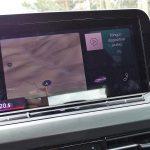 Prueba Volkswagen Golf 8 pantalla salpicadero