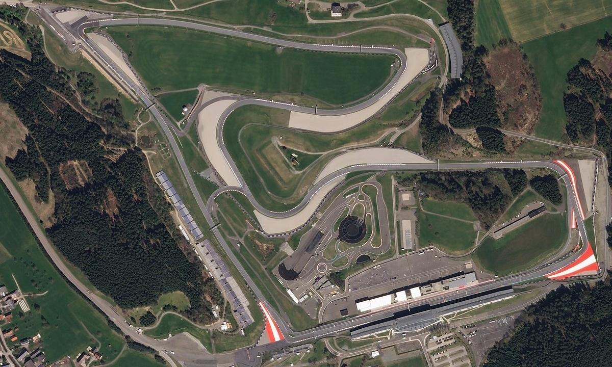 Red Bull Ring, GP de Austria