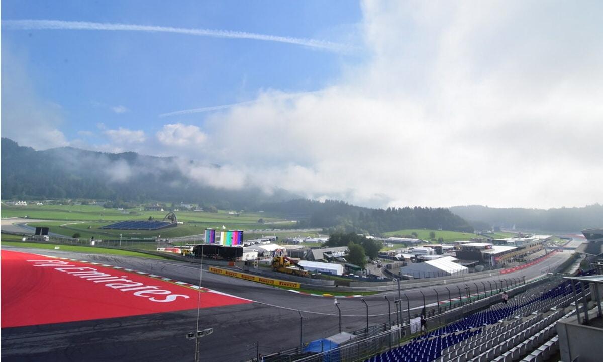GP de Estiria, GP de Austria