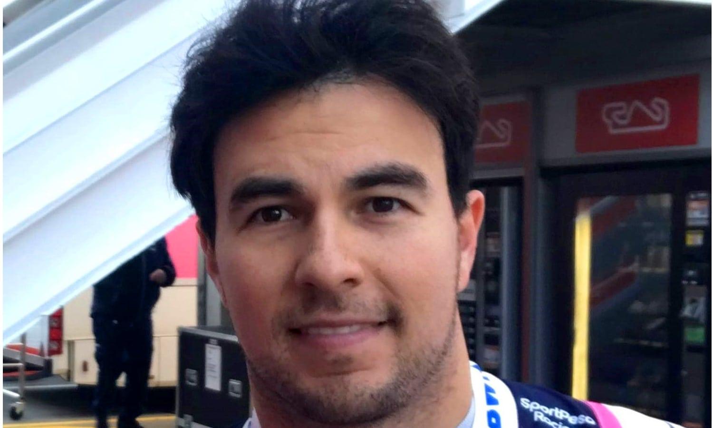 Sergio Pérez, F1 2020