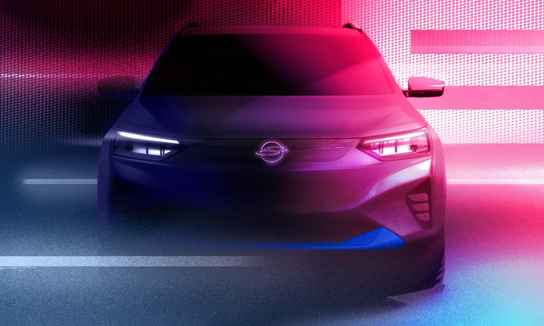 SsangYong eléctrico E100 teaser