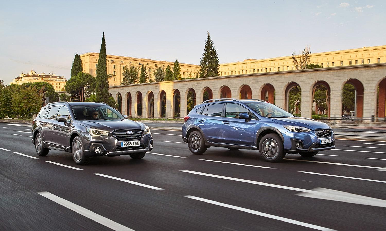 Subaru Outback y XV