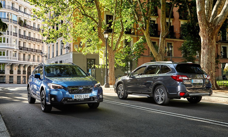 Subaru EcoHybrid