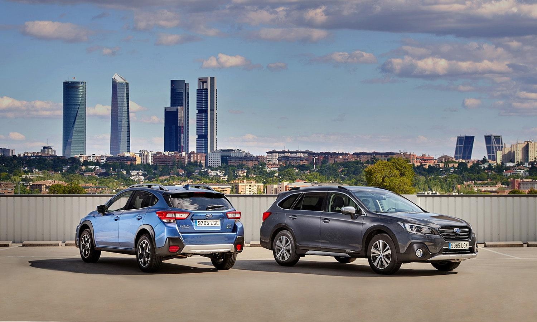 Subaru GLP bi-fuel