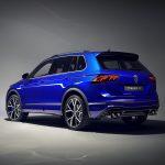 Volkswagen Tiguan R trasera