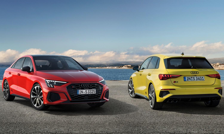 Audi S3 Sedan 2020 - Audi S3 Sportback 2020
