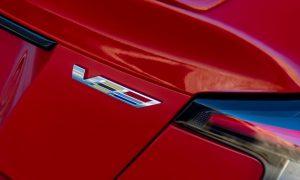 Cadillac CT5 V-Series 2020 logo