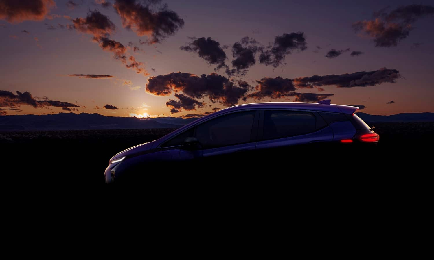 Chevrolet Bolt EV and new Chevrolet Bolt EUV teaser