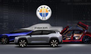 Fisker Inc family models