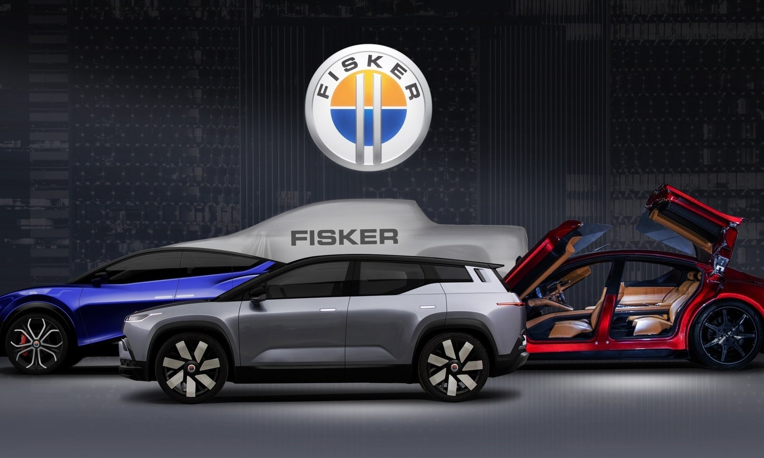 Fisker Inc family models