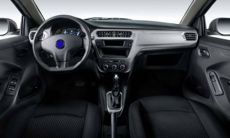 Fukang EV30 2020 - Citroën C-Elysée Electric 2020