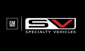 GM Special Vehicles (GMSV) - SV (Specialty Vehicles) - General Motors SV