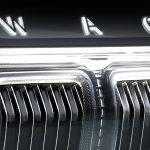 Jeep Wagoneer teaser grille - Jeep Grand Wagoneer teaser grille